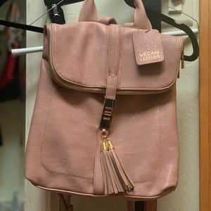 Never used backpack purse